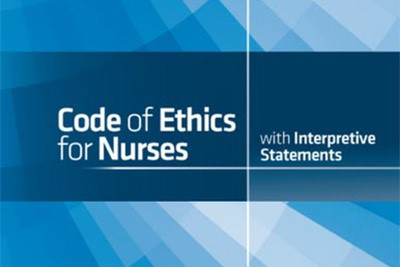 Code of Ethics for Nurses book cover