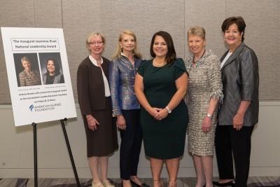 Jeannine Rivet Fund Award